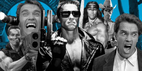 Every Arnold Schwarzenegger Movie, Ranked