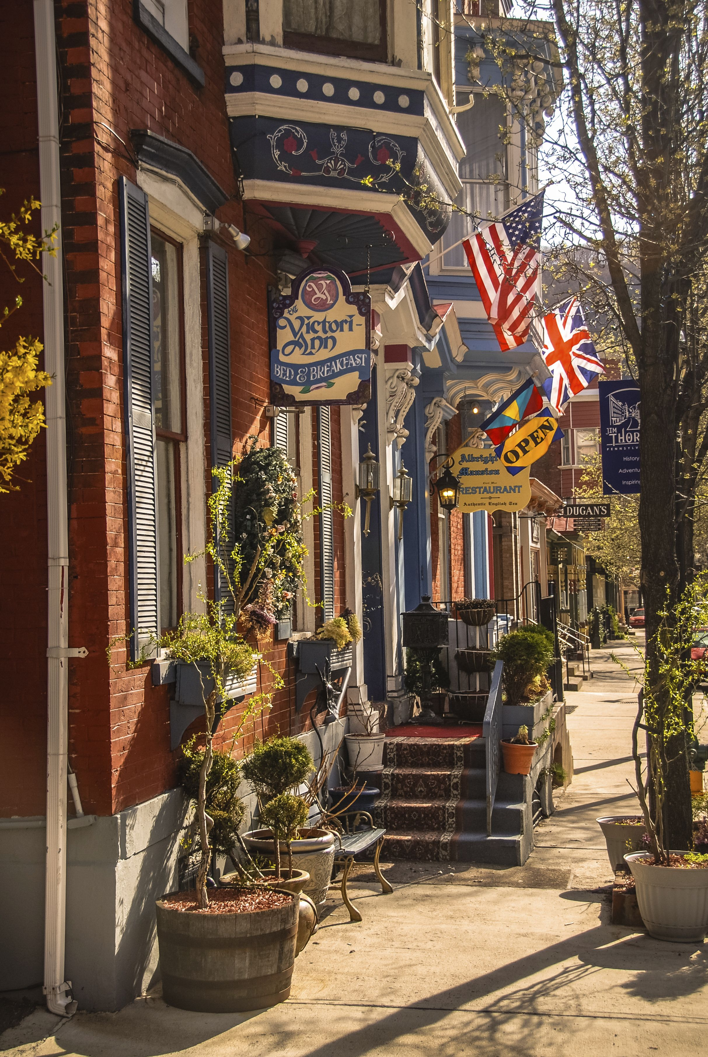 Best American Small Towns Coolest Small Towns In United States - Us quaint towns map