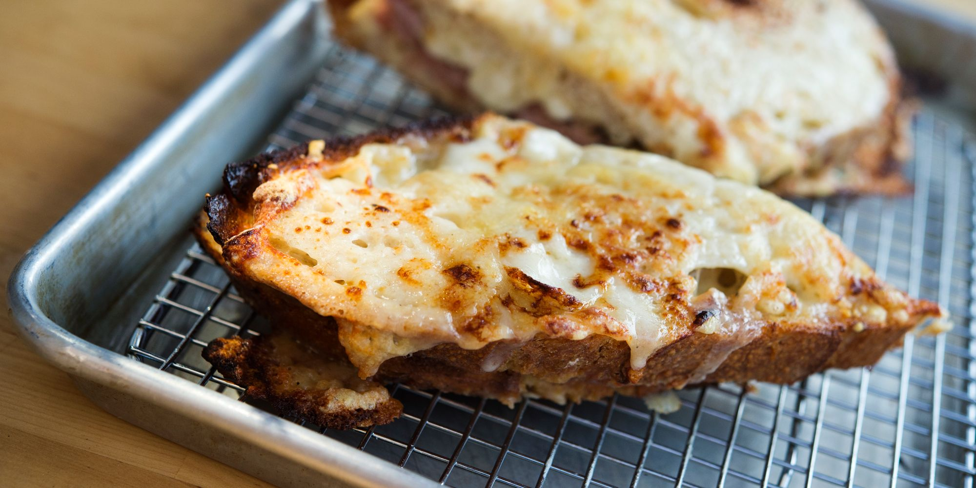 Believe It or Not, We Found a Replacement for Grilled Cheese