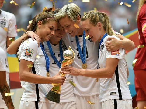 Pro Women's Soccer Pay Gap - Breakdown of Sports Salaries
