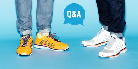 5a5f9203b APL Sneakers Interview - Adam and Ryan Goldston Talk Athletic ...
