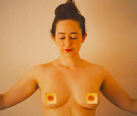 Women Are Covering Their Nipples With Male Nipples on Instagram