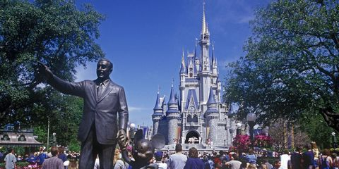 Walt disney world, Public space, Tourism, Landmark, Crowd, Spire, Temple, World, Drum, Sculpture,