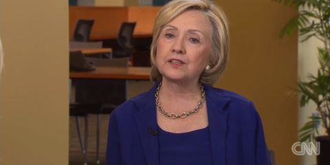 Fools on the Hill: The First Nationally Televised Clinton Interview of the 2016 Race
