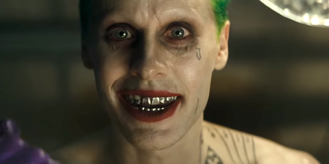 Jared letos suicide squad joker method acting has gotten annoying jared leto as joker in suicide squad publicscrutiny Gallery