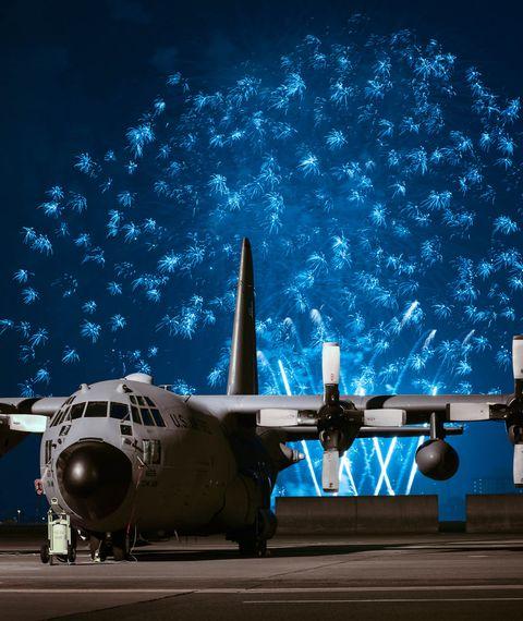 Airplane, Aircraft, Aviation, Cargo aircraft, Military transport aircraft, Military aircraft, Aerospace engineering, Air travel, Propeller-driven aircraft, Aircraft engine,