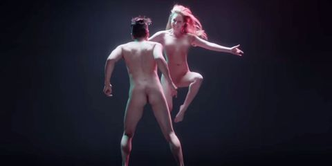 This Dating Naked Promo Video Has Nude Women (and Men) on Trampolines