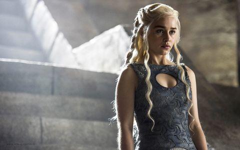 Emilia Clarke Promises Season 6 of Game of Thrones Will Be 'Mental'
