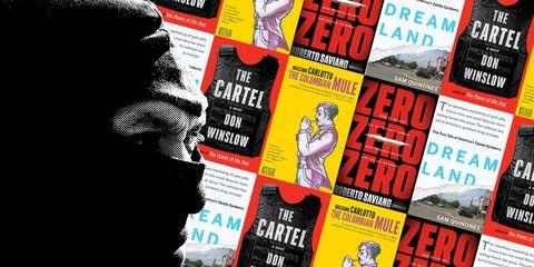 drug cartel books