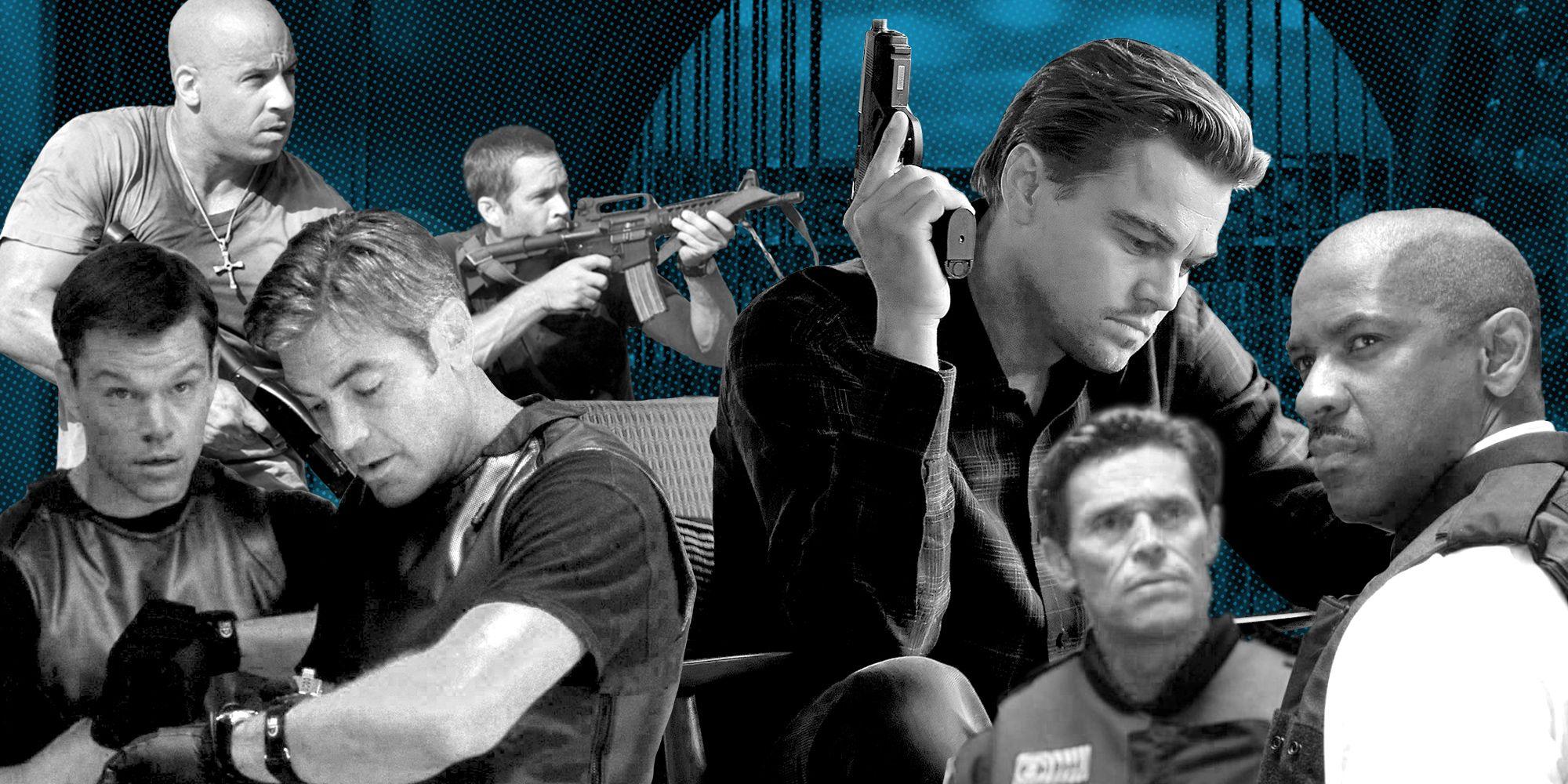 The 10 Best Heist Films Since 2000
