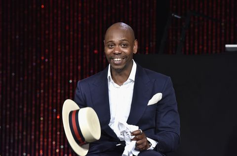Dave Chappelle Speaks Out About His Comeback and Comedic Activism