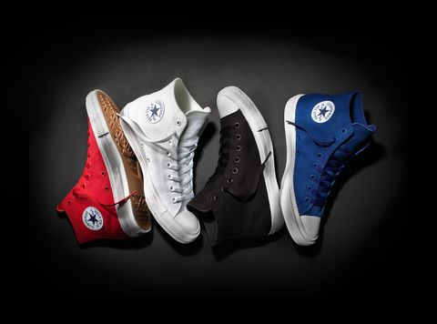 Converse Just Updated the Chuck Taylor for the First Time in 98 Years
