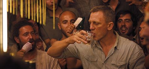 The 25 Greatest Shots to Do at a Bar