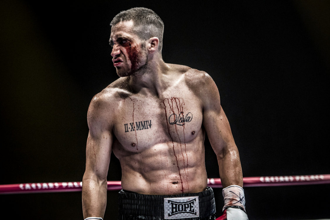 Southpaw Review - Jake Gyllenhaal and Rachel McAdams Shine in Just ...