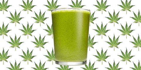 How to Make a Great-Tasting Cannabis Smoothie