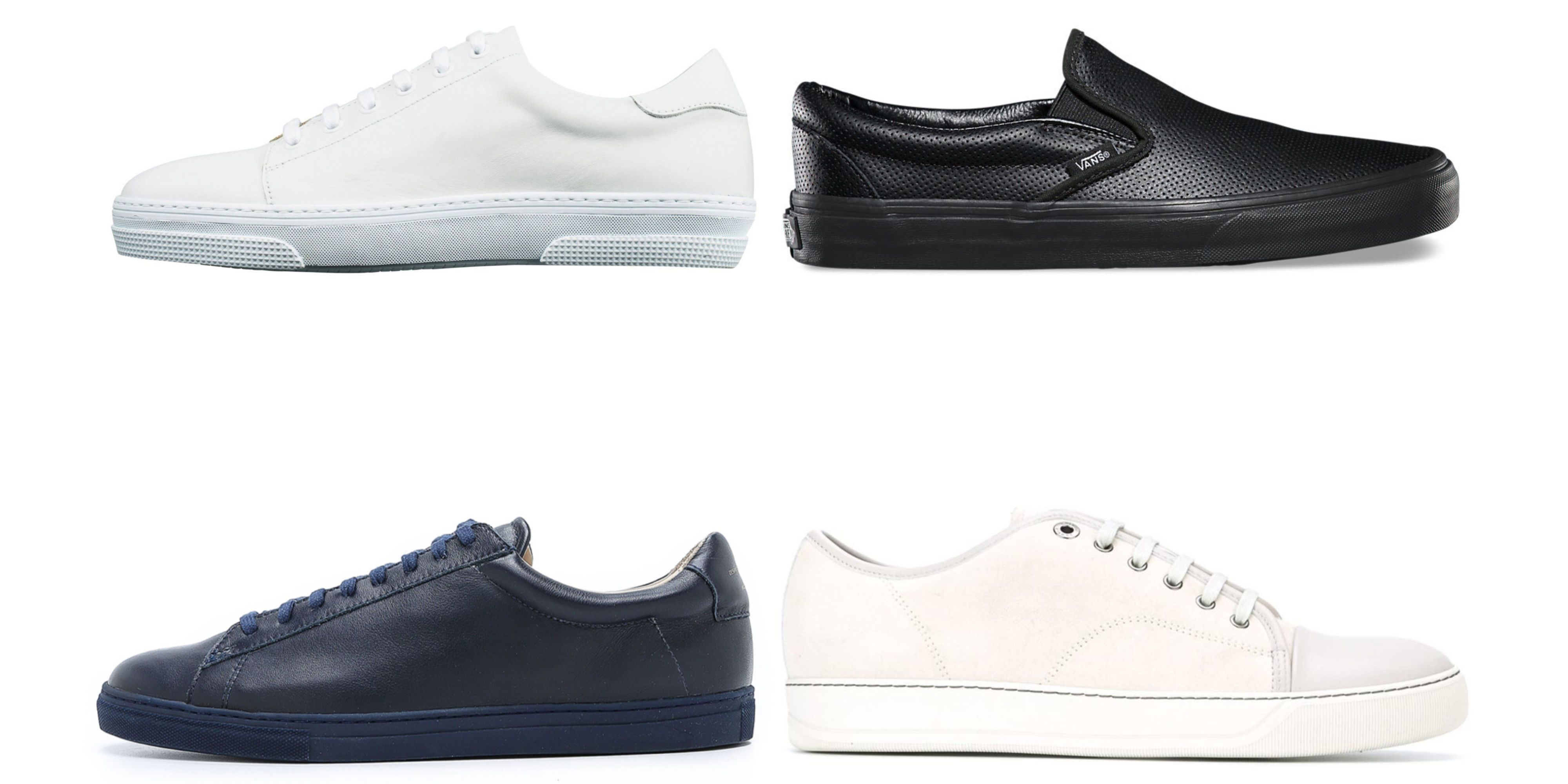 How to Wear Sneakers to Work - Best