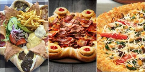 Behold the 11 Craziest Pizzas From Around the World