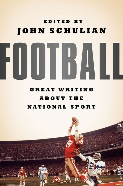 "<p><a href=""http://www.loa.org/volume.jsp?RequestID=406"" target=""_blank""><em>Football</em></a>, edited by John Schulian (The Library of America)</p><p><strong>The pitch: </strong>The best stories from journos who cover the sport. </p><p><strong>Why we're reading: </strong>Schulian's profile on Chuck Bednarik, the NFL's last two-way player. <strong></strong></p>"