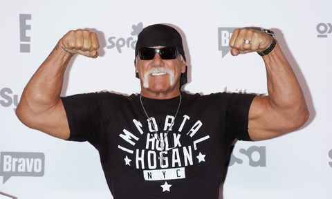 Hulk Hogan Wonders Why President Obama Can Say the N-Word But He Can't