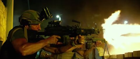 Michael Bay's 2012 Benghazi Attack Trailer - 13 Hours: The Secret ...