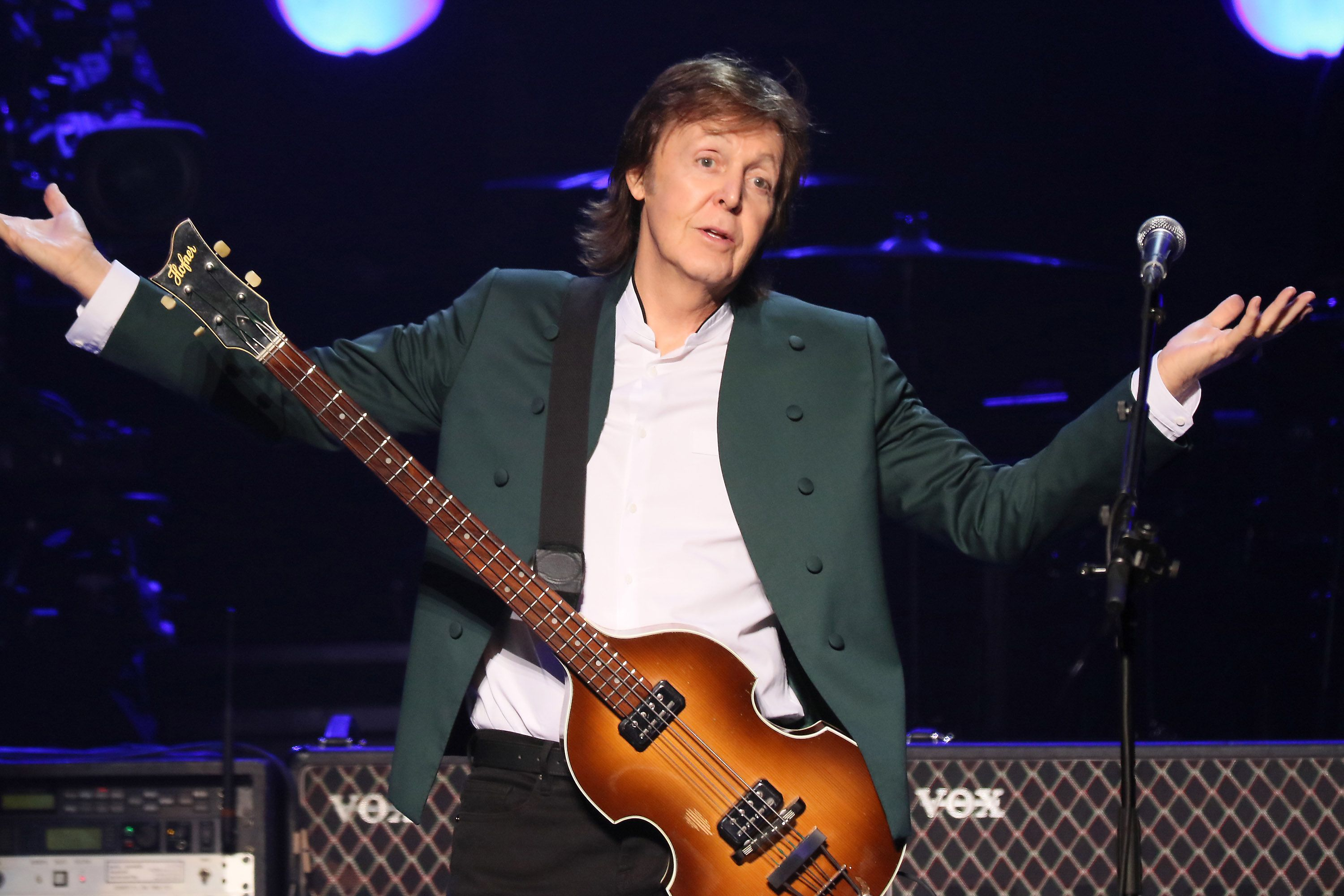 Paul McCartney Explains Why Lost Beatles Songs Will Never Be