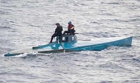 U.S. Officials Seize 8 Tons of Cocaine From DIY Submarine