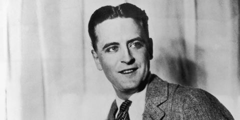 The Moment F. Scott Fitzgerald Knew He Was a Failure