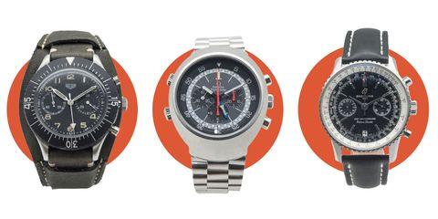 Product, Watch, Analog watch, Glass, Red, Photograph, Orange, White, Fashion accessory, Watch accessory,