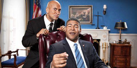 Key & Peele Obama anger translator