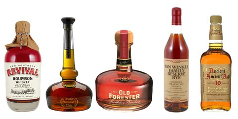 10 Rare Whiskeys Picked by a Whiskey Hunter