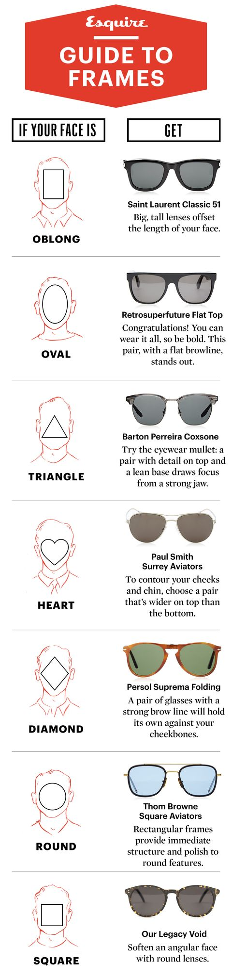 0b2dae6c0fab Pick the Perfect Sunglasses for Your Face