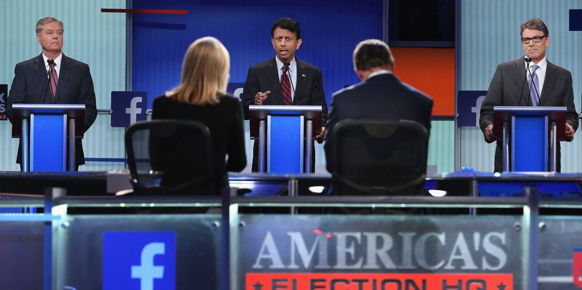 The Other Kiddie Table at the Kiddie Table Debate