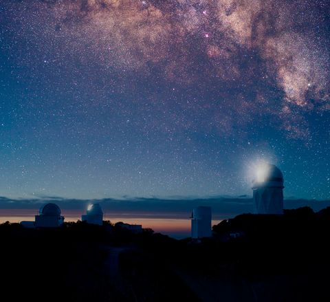 "<p>Party like a cosmic star at Kitt Peak, the world's largest collection of radio and optical telescopes. The observatory's Perseids-viewing event ""Meteor Mania"" kicks off at 10 p.m. Wednesday, Aug. 12, and doesn't wind down until the next day at 3 a.m.  <em>Admission is $45 for adults, $25 for children.  </em><em>Reservations required. </em></p><p>Click <a href=""http://kpsv001.tuc.noao.edu/kpspec/online/programs.aspx?Program=Meteor+Mania!"" target=""_blank"">here</a> for details. </p>"