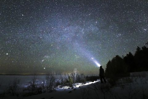 "<p>Stop by Heritage Village, across the street from the Headlands main entrance, for a Perseid Picnic on Aug. 11, from 9-10 p.m. Aftwerward, head to the shoreline area inside the park for informal overnight viewing. Bonus: northern Michigan has incredible Milky Way visibility this time of year. </p><p>Check out the park's <a href=""http://www.midarkskypark.org/programs-events/"" target=""_blank"">Programs & Events page</a> for details. </p>"