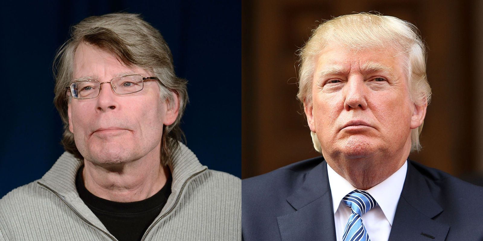 Stephen King Says Trump Is 'Worse Than Any Horror Story I Ever Wrote'