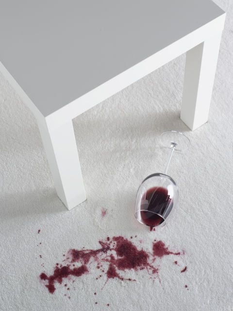 <p>The stain treatment can leave a sticky residue that's a magnet for dirt. Use a spray specifically formulated for carpets instead.<span></span></p>