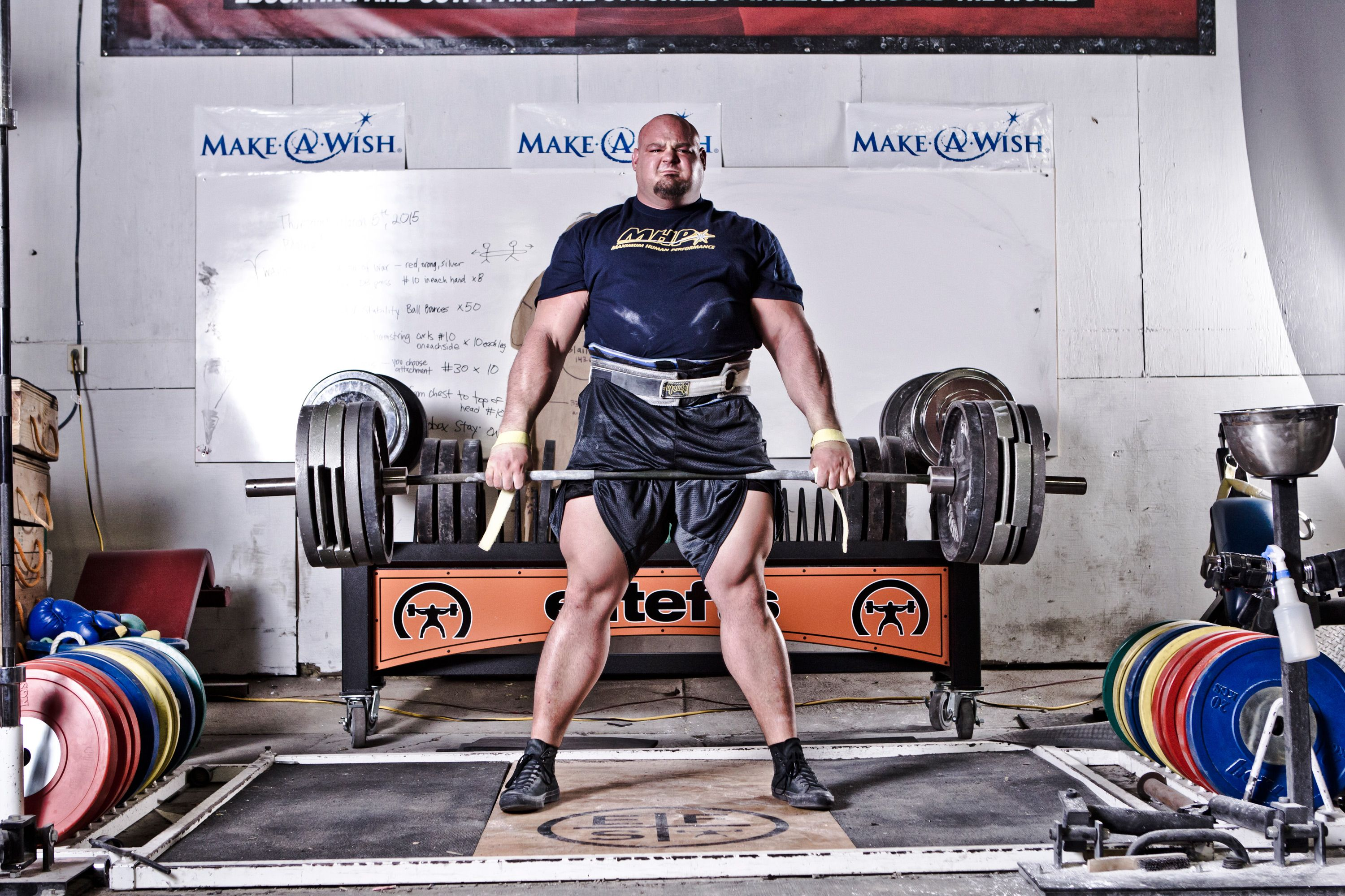 What It's Like to Be The World's Strongest Man - Brian Shaw