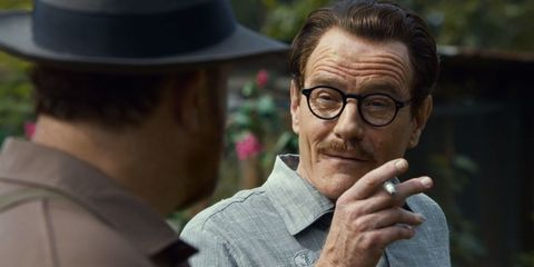 Bryan Cranston Is a Hero for Free Speech in Trumbo Trailer