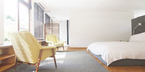 Wood, Room, Floor, Interior design, Property, Hardwood, Bed, Flooring, Furniture, Wall,