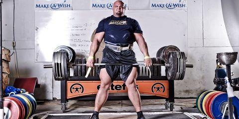 Brian Shaw World's Strongest Man