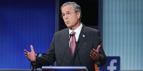 Jeb Bush Republican Debate