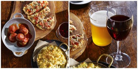 Starbucks Is Now Selling Craft Beer, Wine, and Truffle Mac and Cheese