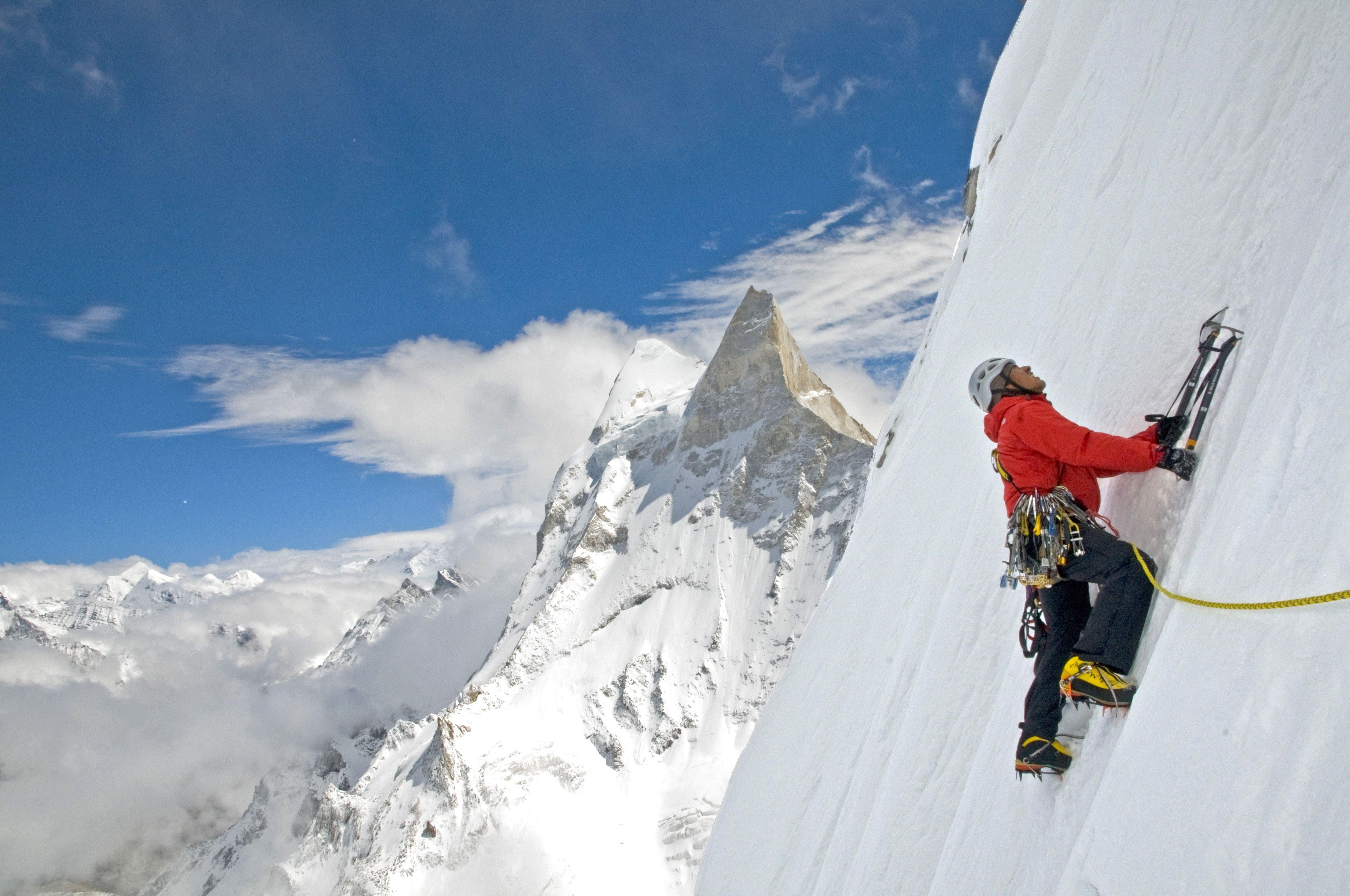 How Three Men Conquered Meru, the World's Most Perilous Climb
