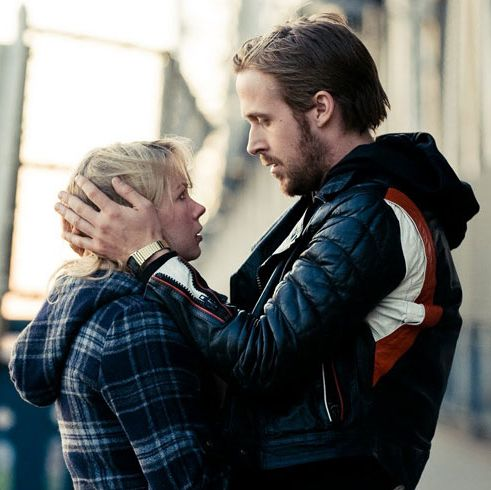 Blue Valentine This heart-wrenching drama about a couple (played by Ryan Gosling and Michelle Williams) looks at their relationship from all angles—and its realistic sex scenes almost earned it an NC-17 rating.