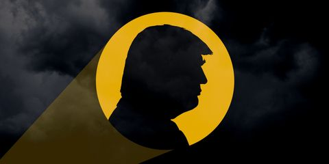 Trump signal