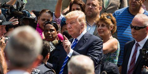 Donald Trump NYC