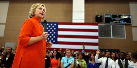 Hillary Clinton Las Vegas
