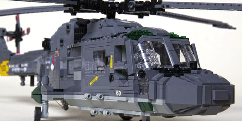 12 Astoundingly Perfect LEGO Planes, Trains, and Automobiles