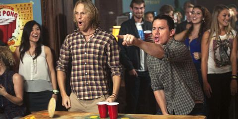 Too Bad This Insane Beer Pong Shot Isn't Legal