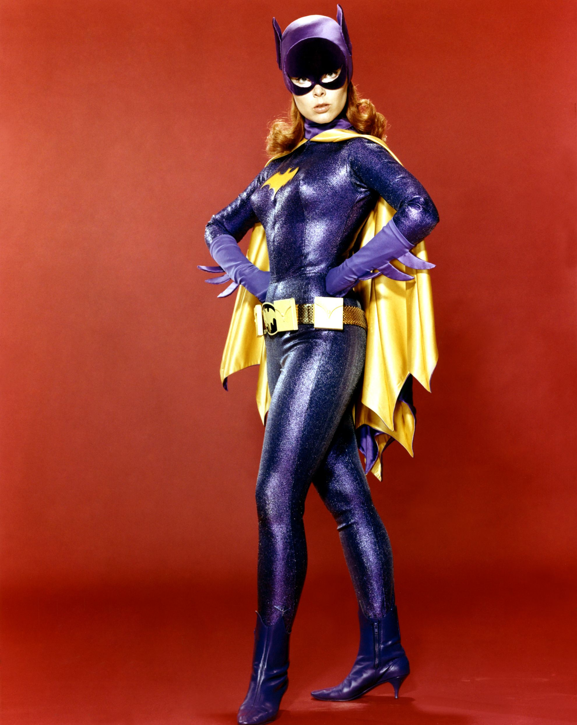Remembering Batgirl Actress Yvonne Craig in 8 Stunning Photos
